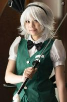 Touhou Project - Roukanken by Gwiffen