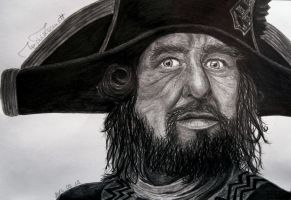 Barbossa by zsanu