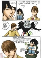 Death Note Fruit Pies by tacticalsnake