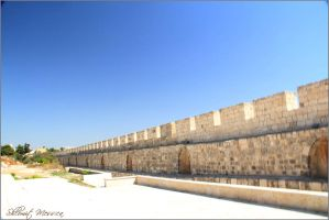 The Eastern wall by ShlomitMessica