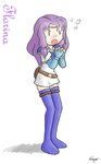 Florina by GreenMage