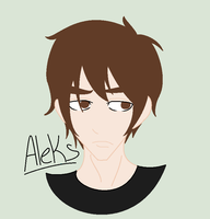 Aleks [colored] by MsLela92