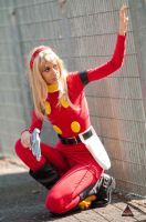 Cyborg 003 by fabiohazard