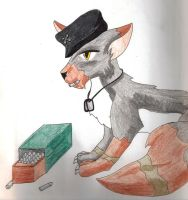 Mate fox by moatswimmer-inugrl