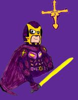 Am I the only one drawing Bibleman? by SonicClone