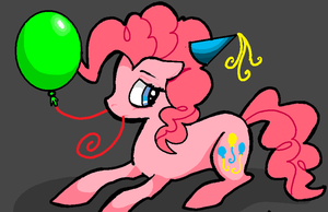 One Pony Party by XIIIProjectWingsXIII