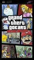 Grand Theft GoKart by Sodano
