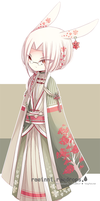 Adopt Auction: Hanami 06[CLOSED] by raedrops