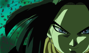 Android 17 Kai by Dbzbabe