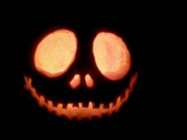 Jack (Skellington) o' Lantern by CandieGurrl