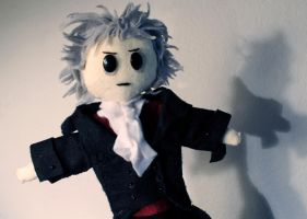 Beethoven is a Puppet by MichellePrebich