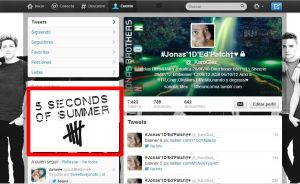 Banner para twitter 5 Seconds Of Summer 3 by karoglez