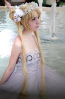 Sailor Moon- Little Moonbeam by Ginger-Hero