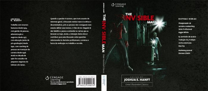 The Invisible Man Book by Adrean-BC