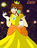 .:Daisy Star Sprite:. by GreenZora
