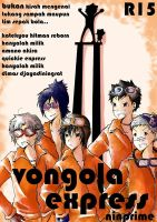 vongola express cover vers2 by ninprime