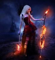 Burn by Kevinchichetti