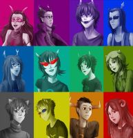 Homestuck Trolls by dontevenknow-anymore