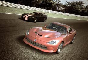 New Vipers 2 by Murphygoo