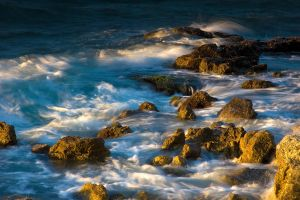 Colors in motion by uvar