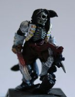 Skeletal Pirate by ShadowGyrlBrice