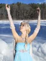 Elsa- Let it Go by woot859