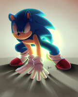 The Sonic by Myly14