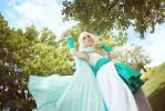 Fuu, Magic Knight Rayearth by Alanaowlet