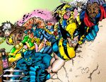 X-MEN All Stars by Dragonslayer9000