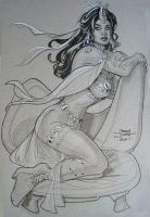 Dejah Thoris SDCC2011 by TerryDodson