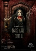 Black Blood Party II by azurylipfe