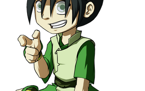 Avatar: Toph is Tough 02 by reggiewolfpro