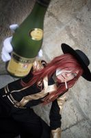 Cross Marian - come drink with me by MikiyoOo