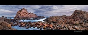 Sugar Loaf Rock by Furiousxr