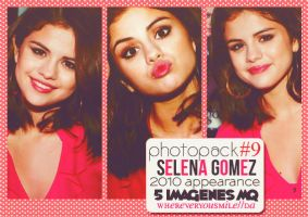 Photopack #10 - Selena Gomez. by whereveryousmile