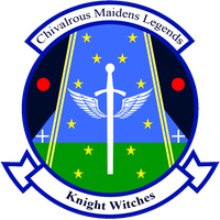 SW Emblem: Knight Witches by ThanyTony