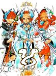 FF14 - the Order of the Twin Adders by Rin-Uzuki