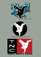 TNC - Logo Designs by neonblaze