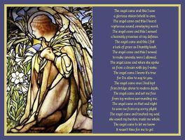 The Angel Came by David-A-Wagner