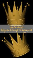 Crown pack by 3DigitalStock