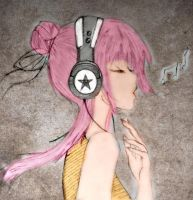 Love for Music (colored) by Serii-Chan