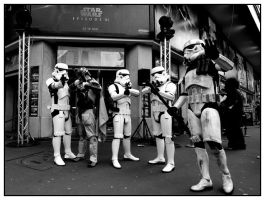 Stormtroopers by scuenzo