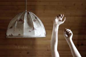 reaching for the stars by Rona-Keller