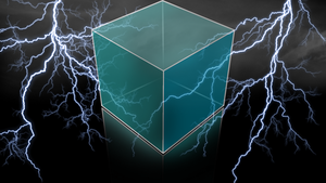 Cube reflection by elenduril