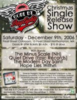 Christmas Single Release Show by Solitarius-Advena