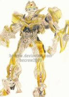 Bumble Bee by BeCrew