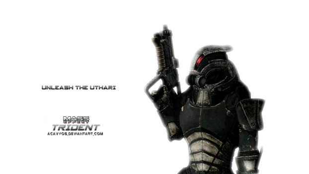 ACAVYOS Mass Effect Trident Promo VI by Acavyos