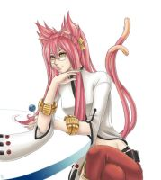 BB : Kokonoe again by atlf3