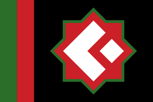 Fascist Ottoman Flag by Martin23230