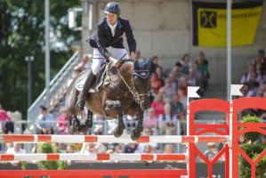 3DE Show Jumping Phase Stock 150 by LuDa-Stock
